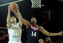 Pasaulio taurė: JAV – Ukraina