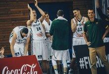 U20: Lietuva – Vokietija