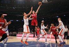 """NBA: """"Knicks"""" – """"Heat"""""""