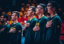 U18: Lietuva – Graikija