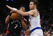 """NBA: """"Knicks"""" – """"Raptors"""""""