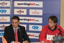 Šarlerua - diena prieš ULEB taurės...