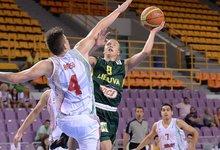 Europos U20 čempionatas: Vengrija...