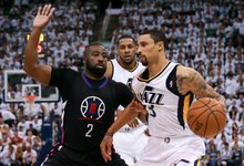 """NBA: """"Clippers"""" – """"Jazz"""""""