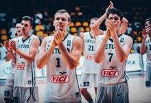 U18: Lietuva – Slovakija