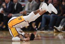 "NBA: ""Lakers"" – ""Pelicans"""