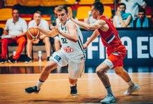 U18: Lietuva – Serbija