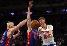 "NBA: ""Knicks"" – ""Pistons"""