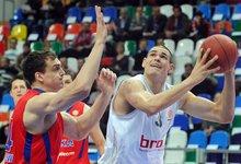 "Eurolyga: CSKA – ""Brose Baskets"""