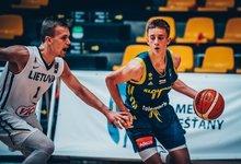 U18: Lietuva – Slovėnija