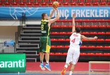 Europos U18 čempionatas: Lietuva –...