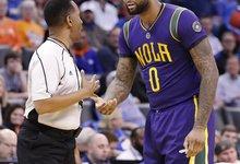 "NBA: ""Thunder"" – ""Pelicans"""
