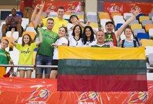 U17: Lietuva – Argentina