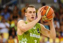 Pasaulio taurė: Slovėnija – Pietų...