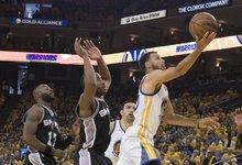 """NBA: """"Warriors"""" – """"Spurs"""""""