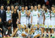 """""""Akropolio"""" taurė: """"Žalgiris"""" – """"Lokomotiv-Kuban"""""""