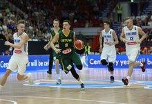 U20 aštuntfinalis: Lietuva –...