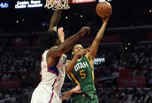 """NBA: """"Jazz"""" – """"Clippers"""""""