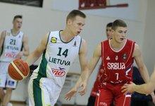 U20: Lietuva – Serbija