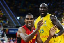 Pasaulio taurė: Angola - Australija