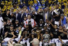 "NBA: ""Cavaliers"" – ""Warriors"""