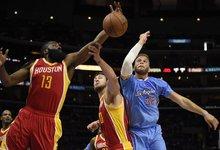 "NBA: ""Clippers"" – ""Rockets"""
