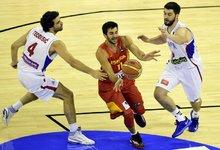Pasaulio taurė: Ispanija - Serbija