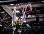 FIBA Pasaulio taurės atranka: Vengrija – Lietuva