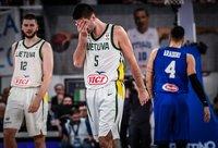 M.Kalniečio rezultatyvaus žaidimo pergalei nepakako (FIBA Europe nuotr.)