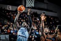 J.Grantas kaip liūtas griūmėsi po krepšiais (FIBA nuotr.)