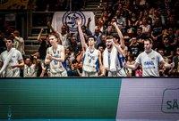 Izraelio dvidešimtmečiai triumfavo (FIBA Europe nuotr.)