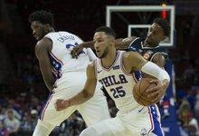 """NBA ikisezoninės: """"76ers"""" –..."""