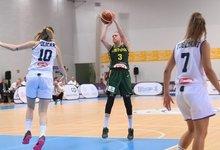 U20 merginos: Lietuva – Italija