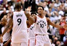 """NBA: """"Raptors"""" – """"Wizards"""""""