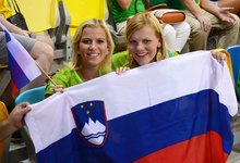 Australijos ir Slovėnijos...
