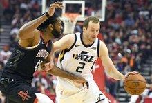 "NBA: ""Rockets"" – ""Jazz"""