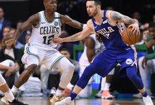 "NBA: ""76ers"" – ""Celtics"""