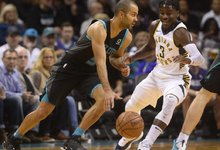 """NBA: """"Hornets"""" – """"Pacers"""""""