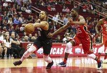 """NBA: """"Rockets"""" – """"Pelicans"""""""