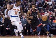 """NBA: """"Raptors"""" – """"Knicks"""""""