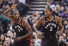 "NBA: ""Raptors"" – ""Hornets"""