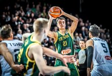 Atrankos finišas: Lietuva – Italija
