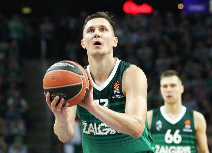 P.Jankūnas išskyrė pralaimėjimo priežastis (Rokas Lukoševičius, Fotodiena.lt)