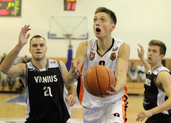 L.Kvedaravičius pereina į kitą Vilniaus komandą (NKL/Saulius Čirba)