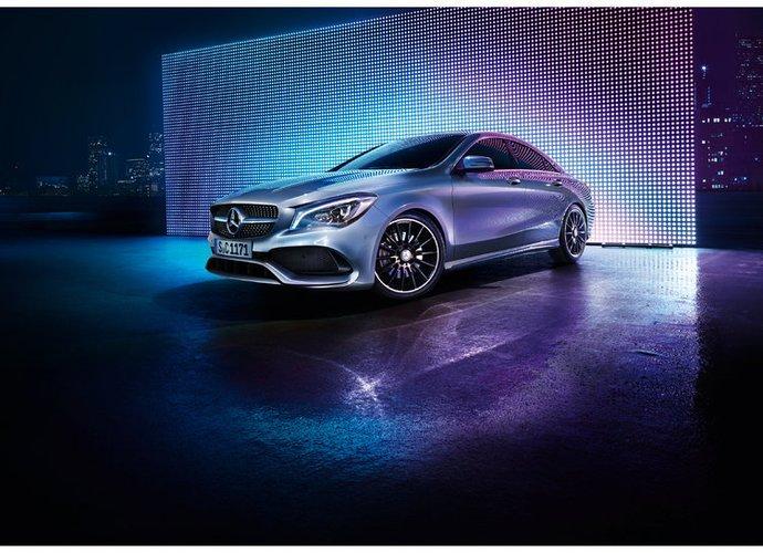 Mercedes-Benz CLA (Organizatorių nuotr.)