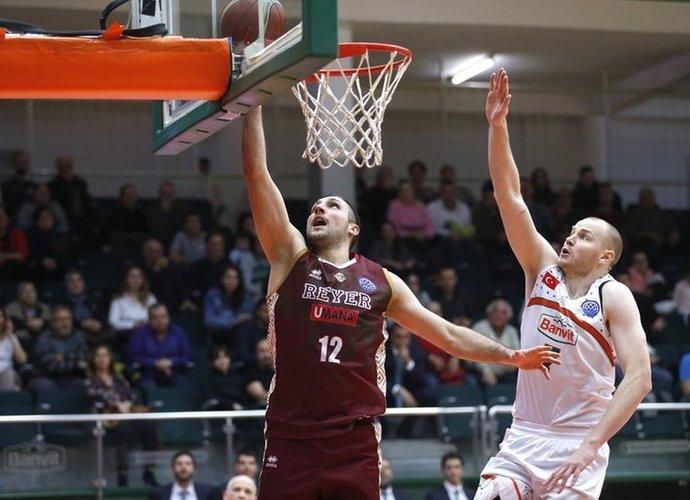 G.Orelikas taiklumu nepasižymėjo (FIBA Europe nuotr.)