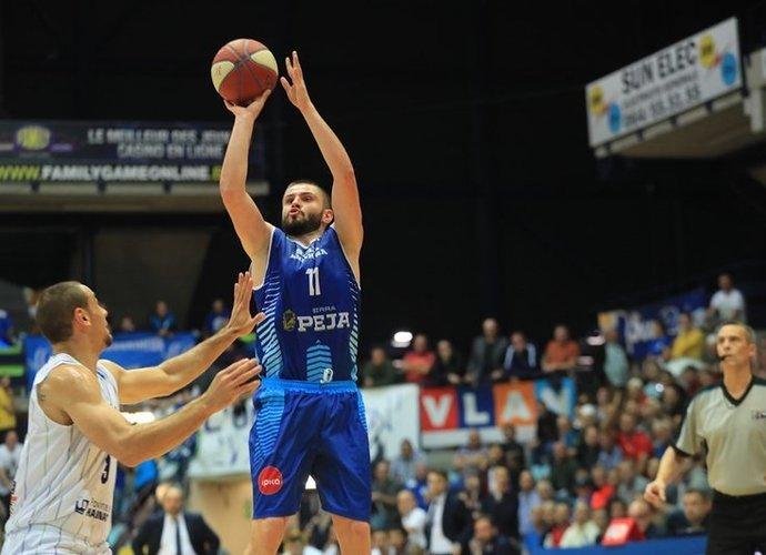 D.Beriša yra Kosovo rinktinės lyderis (FIBA Europe nuotr.)