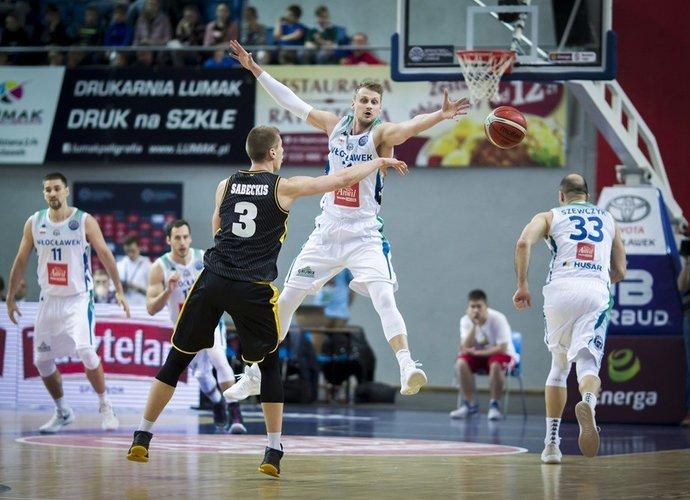 D.Sabeckiui skambiai pasirodyti nepavyko (FIBA Europe nuotr.)