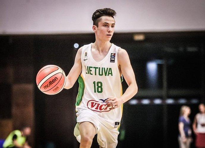H.Pivoriaus 13 taškų pergalei nepakako (FIBA Europe nuotr.)
