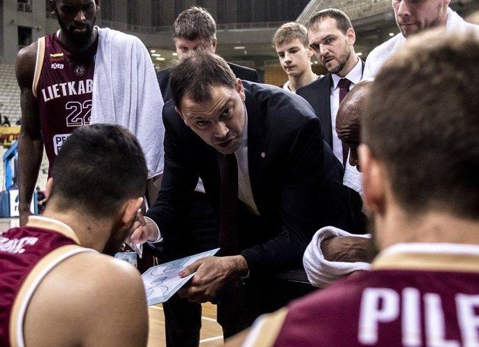 N.Čanakas apgailestavo dėl pralaimėjimo (FIBA Europe nuotr.)